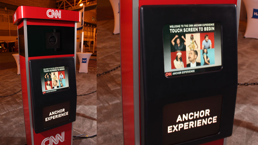 CNN Anchor Experience